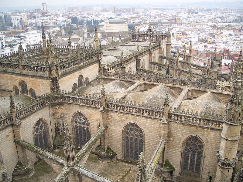 Cathedral of Seville, Seville, Spain