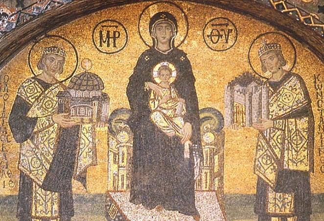 Byzantium Revisited: The Mosaics of Hagia Sophia in the Twentieth Century