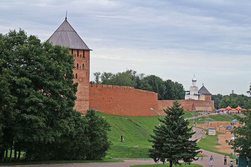 Novgorod the Great and the Hanseatic League