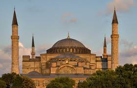 A Spectacle of Great Beauty: The Changing Faces of Hagia Sophia