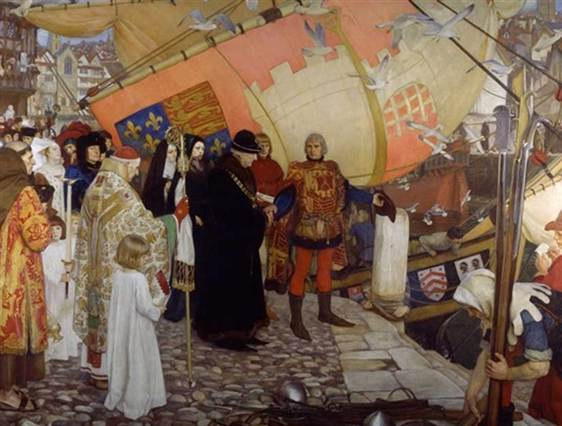 Research uncovers new details about John Cabot's voyage to North America