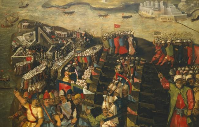 The Siege of Malta Image Two