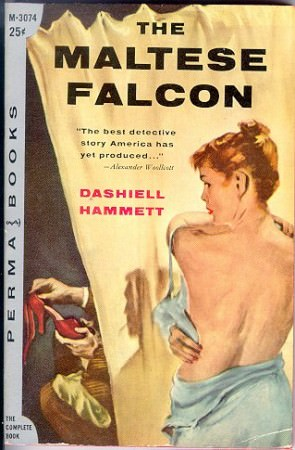 analysis of maltese falcon The maltese falcon - original theatrical trailer  any psychiatric credentials,  however, i'll leave effie's analysis (pun intended) at this juncture.