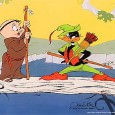 Bugs Bunny, Daffy Duck and Porky Pig go medieval!