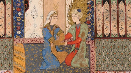 Love and Devotion: From Persia and Beyond – exhibition now underway in Australia