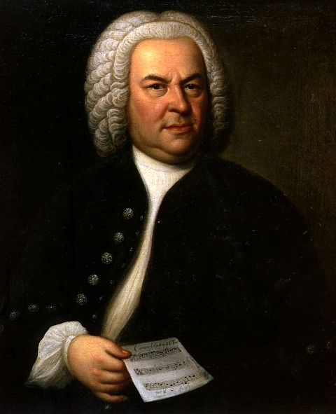 Bach and the Middle Ages