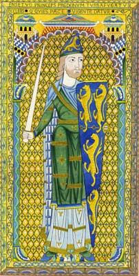 Geoffrey of Anjou - 1140