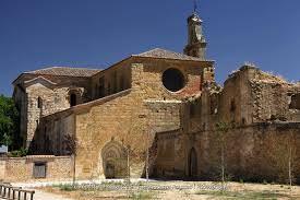 Monastery of Santa María de Villaverde de Sandoval, 12th c.