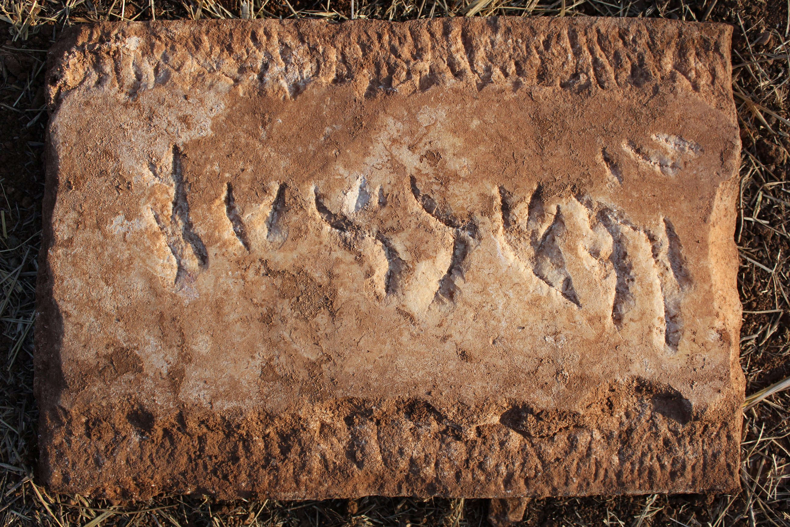 Fourth-century Hebrew inscription discovered in Portugal