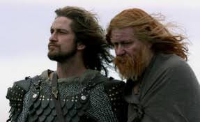 Beowulf and Hrothgar