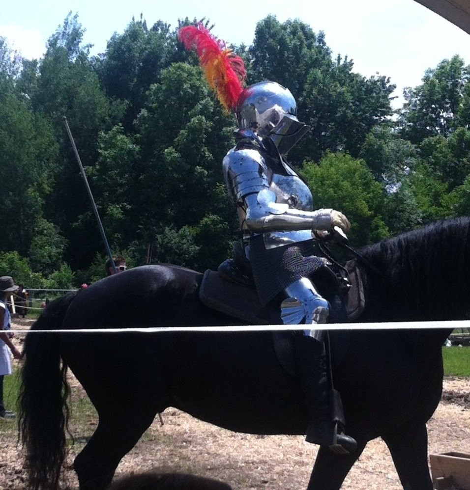 """Want to joust?"" Medievalists.net talks to champion jouster Shane Adams about his love of the sport and life on the road as a full time jouster"