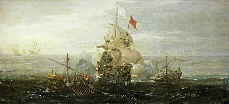 John Crabbe: Flemish Pirate, Merchant, and Adventurer