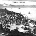 The following article examines the 'fate' of the Efrenciyan or foreign residents of the city of Trabzon following the Ottoman conquest of the city in 1461.