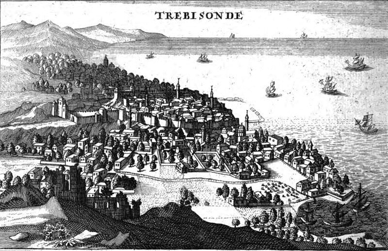 The Question of Trabzon's Efrenciyan Population: 1486-1583