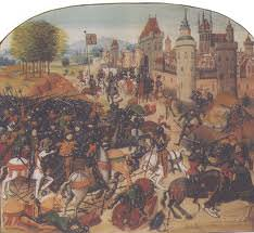 Wars of Scottish Independence - 1332, Neville's Cross