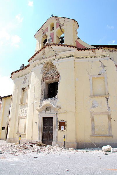 Medieval records shed light on Italian earthquakes