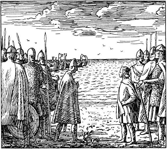 Name borrowing among the Vikings