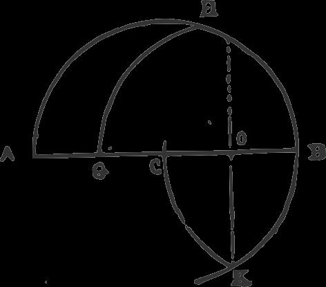 Villard de Honnecourt's The rule of the three arches