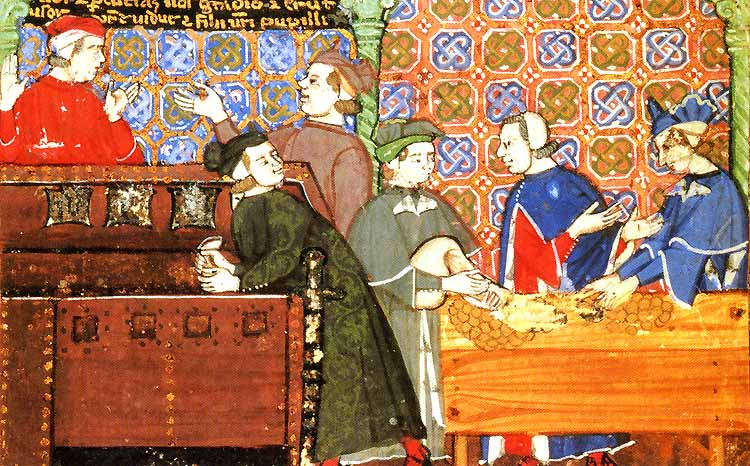 Notarial Convention in the Facilitation of Trade and Economics in Mid-Thirteenth Century Marseille