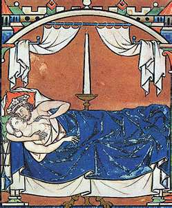 Sex and obscenity in medieval art
