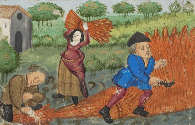 when were the middle ages - Image source: Genève, Bibliothèque de Genève, Ms. lat. 33, p. 7r – Book of Hours (www.e-codices.unifr.ch/en/bge/lat0033/7r)