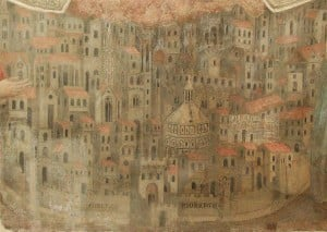 Florence in the 14th century