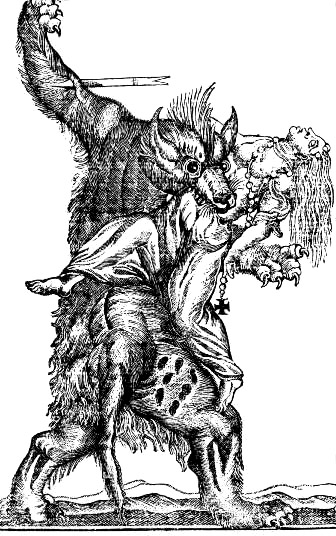 The Werewolf Pride Movement: A Step Back from Queer Medieval Tradition