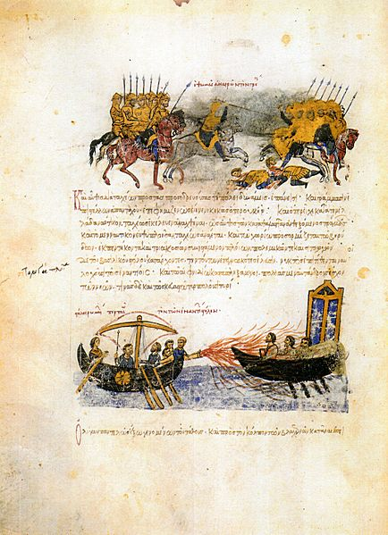 The Mediterranean Muslim Navy and the Expeditions Dispatched against Constantinople