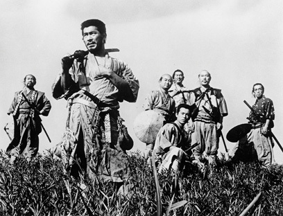 Collectivism in Kurosawa's The Seven Samurai