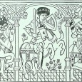 Looking for printable coloring pages to allow preschoolers and young children learn more about the Middle Ages?