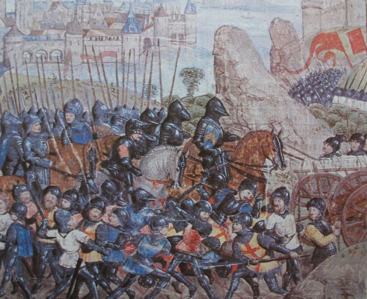 the history and impact of the hundred years war The hundred years war (1337-1453) was the culmination of centuries of tension   and most importantly the impact of the war on english and french society.