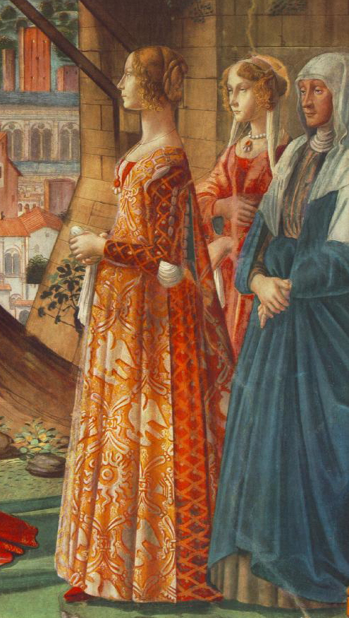 Women In The Medieval And Renaissance Period: Spectators Only