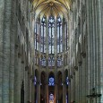 How did medieval builders manage to construct Gothic cathedrals—buildings which are still among the tallest structures in the world—without access to the modern engineering theories?