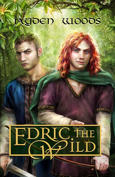 Edric the Wild - book cover