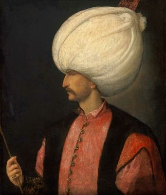 What was the British Perception of the Turk between the Fall of Constantinople and the Siege of Vienna?