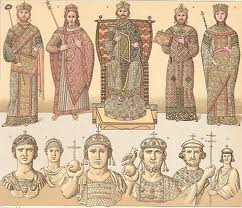 Byzantine Court and Ecclesiastical Costume