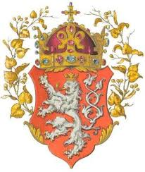 Bohemian/ Medieval Czech coat of arms