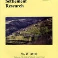 Since the eighties and increasingly during the nineties there has been a renewed interest on the continent in medieval rural settlement, mainly among archaeologists and geographers