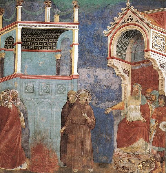The Friar and the Sultan: Francis of Assisi's Mission to Egypt
