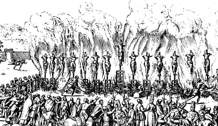 Ruthless Oppressors? Unraveling the Myth About the Spanish Inquisition