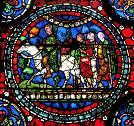 The Fake Medieval Images In Canterbury Cathedral A Bishop S Blog