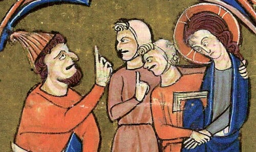 Intermarriage Between Christians and Jews in Medieval Canon Law