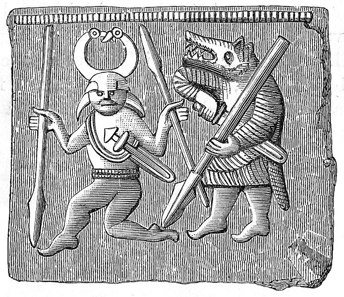 The Wolf-Warrior: Animal Symbolism on Weaponry of the 6th and 7th centuries