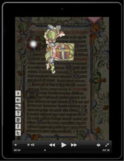 University of Exeter to create app showcasing Anglo-Saxon manuscripts