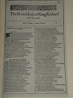 The Sad Death of a King: The Legacy of Richard the Second