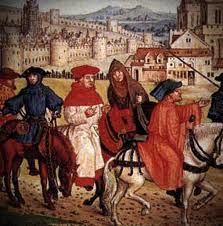 Russian Pilgrims in Constantinople