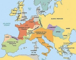 the impacts of feudalism in europe after the fall of the roman empire Charlemagne revived the political and cultural life of europe, which had collapsed after the fall of  as well as the impact of  after the roman empire.