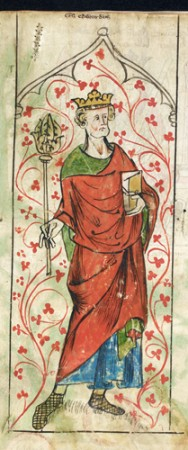 Edward the Confessor King of England