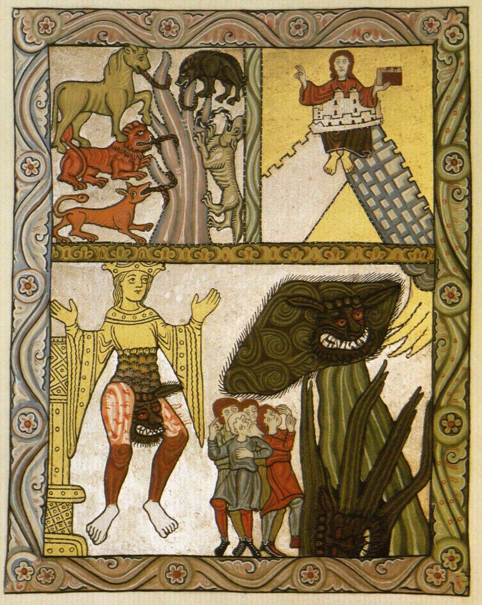 The Representation of Antichrist in Hildegard of Bingen's Scivias