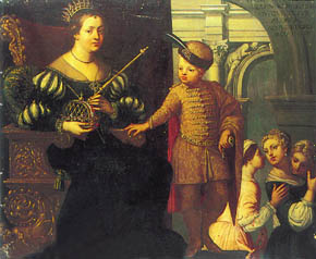 The Morosinis in Hungary under King Andrew III and the two versions of the death of the Queen of Hungary Tommasina